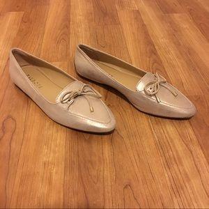Talbots Francesca Flat Shoes Sz 5.5
